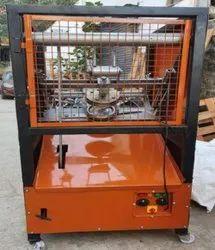 Single Die Fully Automatic Multipurpose Dona Plate Making Machine