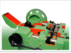SM - 02 Wire Nail Making Machine