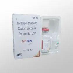 Methylprednisolone Sodium Succinate 1 gm