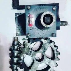Rolling Shutter Gear Box Type 4