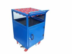Ms Cnc Tooling Cabinet, Size: 750x600x800