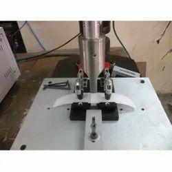 Velcro Ultrasonic Sealing Machine