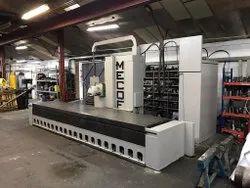 Bed Milling Machine MECOF CS 8