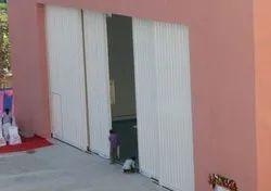 Avains Steel Sliding Hanger Doors
