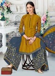 Patidar Mills Seasons Special Vol-32 Printed Cotton Casual Wear Dresses Catalog