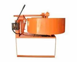 Heavy Duty Color Pan Mixer Machine