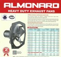 Almonard Exhaust Fan