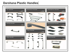 Darshana Plastic Handles