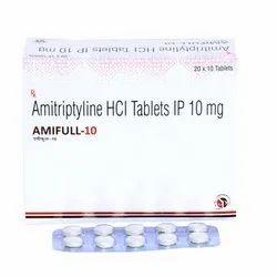 Amitriptyline Hydrochloride Tablet