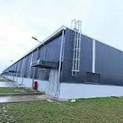 Multi Storey Rise Building Structure