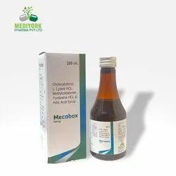 Cholecalciferol, L-Lysine HCl, Methylcobalamin, Pyridoxine HCl And Folic Acid
