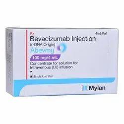 Abevmy 100mg/ 4mL Bevacizumab Injection