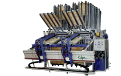 Hydraulic Semi-Automatic Type Clamp Carrier Model