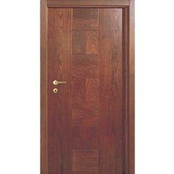 Double Core Hardwood Flush Door, For Home