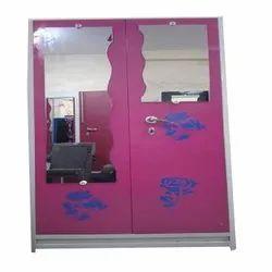 Pink Akand Oil Paint Almirah