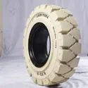 15 X 4 1/2 X 8 (125/75-8) Solid Resilients Forklift Tire