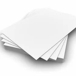 Rectangular White Art Paper, For Printing, Size: 16 Inch X 12 Inch