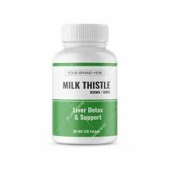 Milk Thistle Tablet, Packaging Type: Bottle, Packaging Size: 60 Tablets