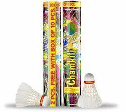 Chamkili Badminton Shuttlecock