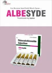 Thiocolchicoside 4mg/2ml Injection