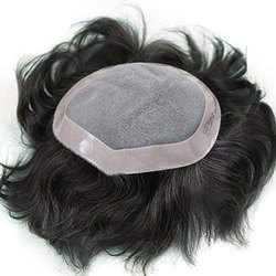 Psoriasis Men Hair Wig