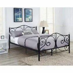 Aluminium Double Bed