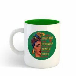 Custom mugs and Personalized mugs Two Tone Mug