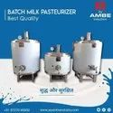 Batch Milk Pasteurizer