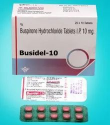 Buspirone 10 mg Tablets