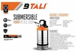 Submersible Pump Btali Bt 31.5tssp
