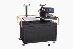 Automatic Double Station Heat Press Machine