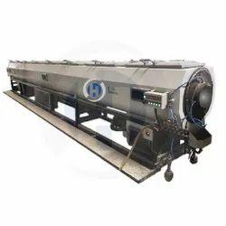 Corrugator Spray Cooling Tank