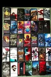 Plastic Samsung Printed Mobile Back Cover