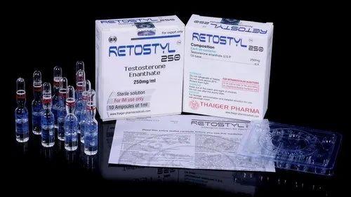 Thaiger pharma testosterone nandro steroid
