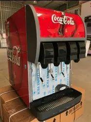 4 Flavour Soda Machine