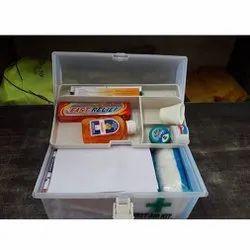 Fiber First Aid Kit