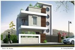 Residential Projects Concrete Frame Structures Bungalow Construction Service, In Nagpur, 9 Year