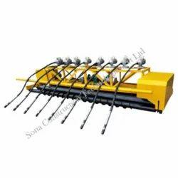 Vibratory Paver 7m With 10 Vibrators