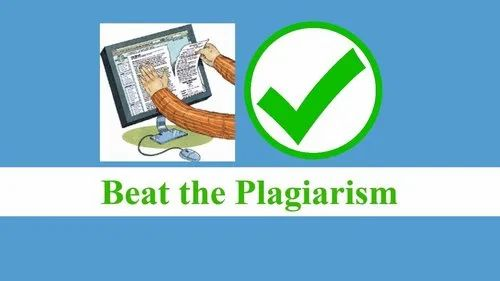 Online Checking Plagiarism In Research Papers