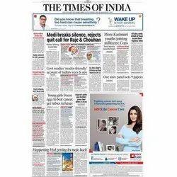 Newspaper Publicity Services