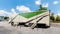 Lavish Super Luxurious Washroom Van on Rental