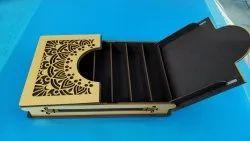 Rectangle Designer Wooden Box, For Packaging