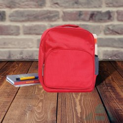 Red Polyester(Zora 1000D) Customized Bags, Capacity: 5kg