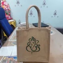 Cute small jute bag