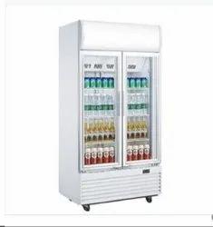 Eurnova Vertical Visi Double Door Cooler EVC-700D