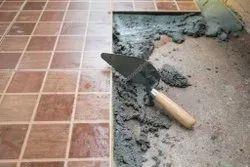 Corporate Building Marble Fixing and Tiling Contractor, For Indoor, Waterproof