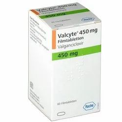 450mg Valcyte Tablet
