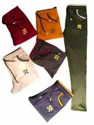 AL-SHIFA & CO. Men Cotton Lycra Casual Wear Lower, Size: S-XL
