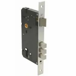 For Hotel Rooms Best Security 3 Square Bullet Mild steel Mortise Lock Body-10