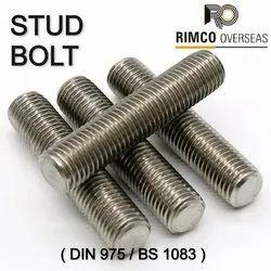 ASTM A193 Grade B7 Full Thread Studs